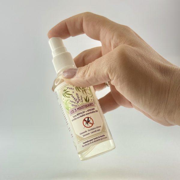 lotion anti-moustique
