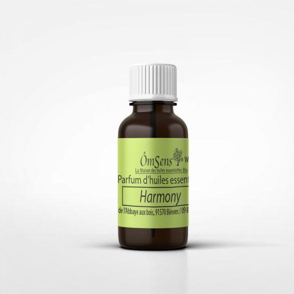 Parfum aux huiles essentielles Harmony