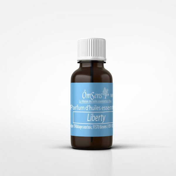 Parfum aux huiles essentielles Liberty