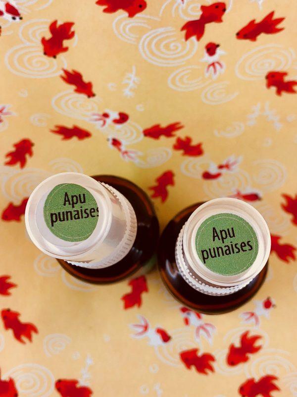 Composition d'huiles essentielles bio Apu Punaises Apu Fourmis x 2