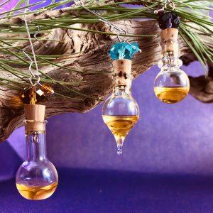 Décos de Noël aux huiles essentielles