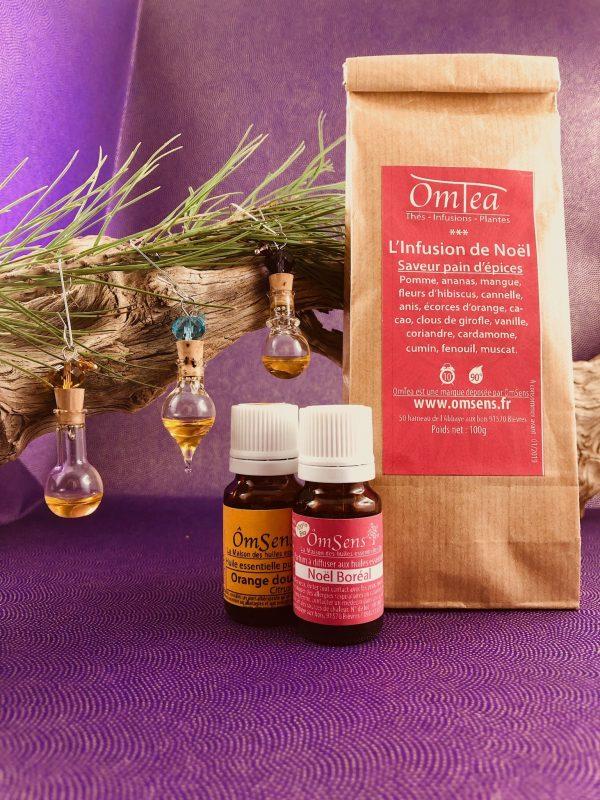 Pack décos de Noël aux huiles essentielles