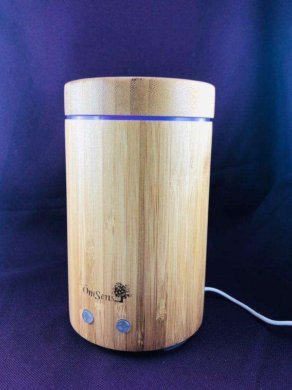 Difusseur d'huiles essentielles bamboo Naturel