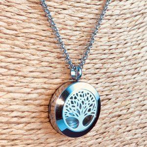Bijou diffuseur petit arbre de vie