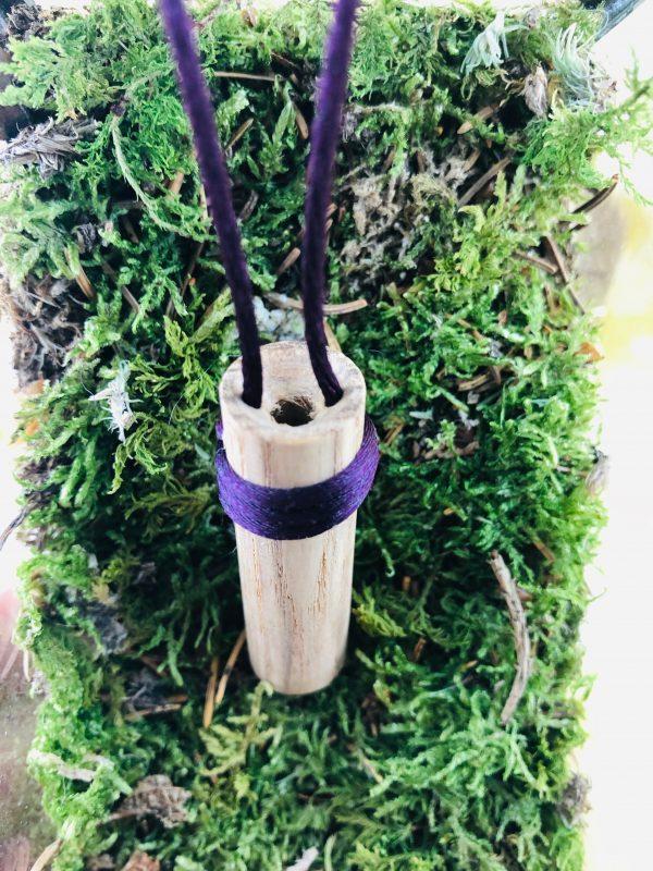 Bijou Diffuseur naturel homme Vana violet