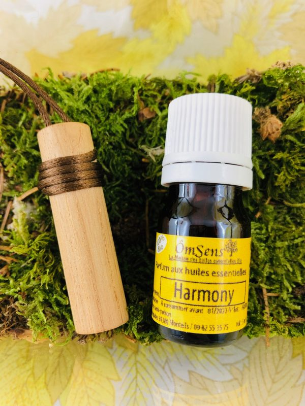 Bijou huile essentielle bio Vana brun
