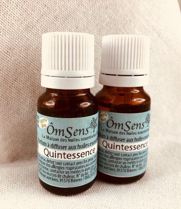 Duo de synergies aux huiles essentielles Spécial travail et études