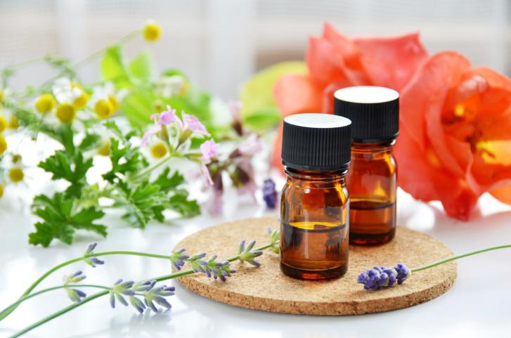 parfum bien-être huiles essentielles