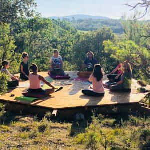 Stage Yoga et Huiles essentielles