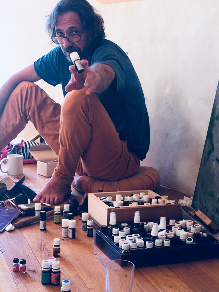 Formation en aromathérapie avec Yannick Parat