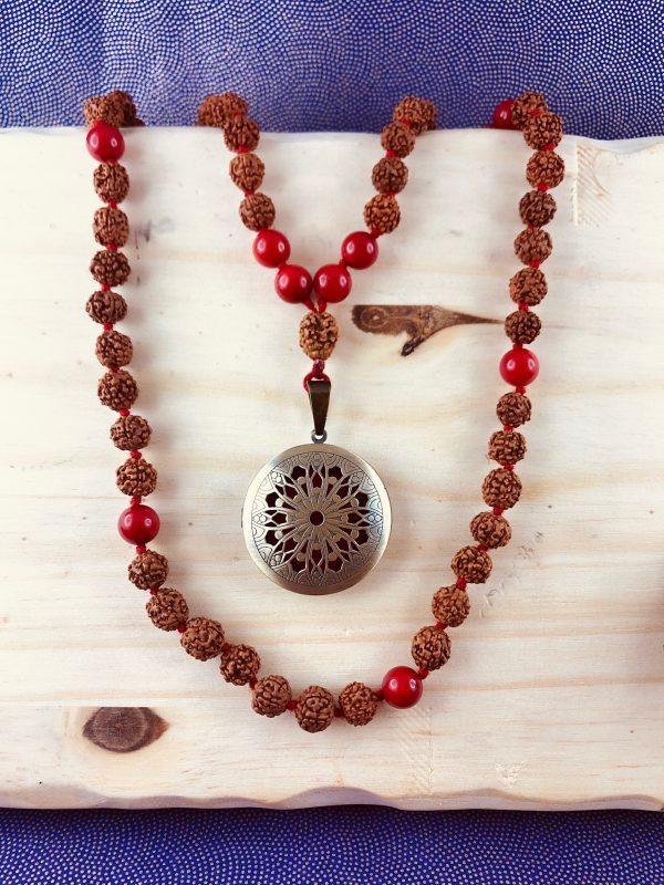 Mala diffuseur Corail rouge Balasana