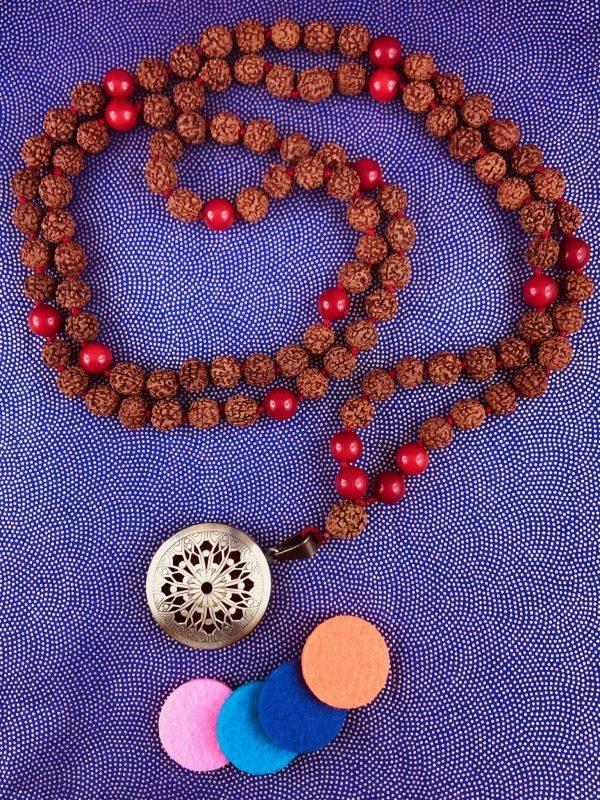 Cadeau méditation huiles essentielles