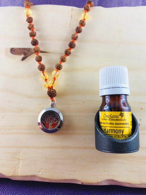 Cadeau yoga huile essentielle
