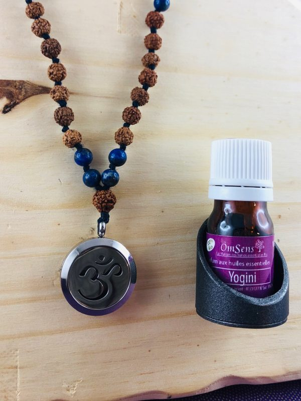 Cadeau meditation huile essentielle