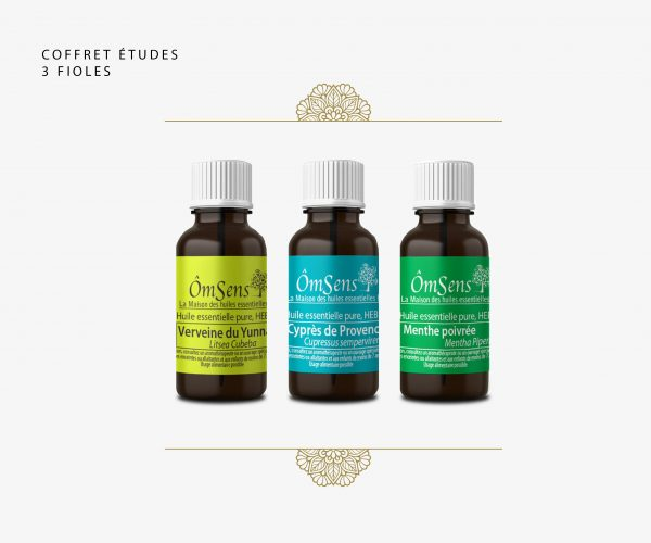 coffret huiles essentielles bio explications