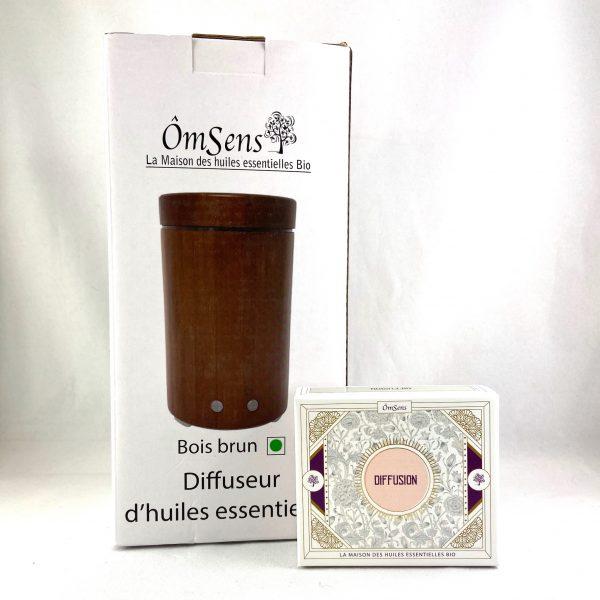 diffuseur huile essentielle mélange