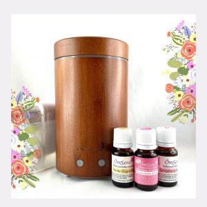 diffuseur huiles essentielles mélange bio